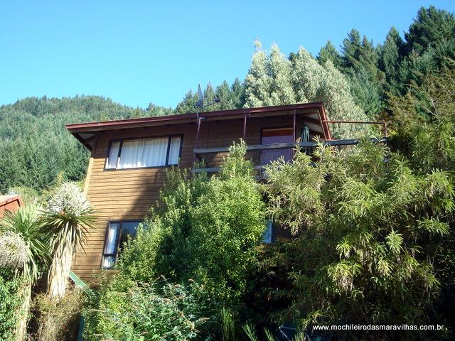 Minha casa na NZ