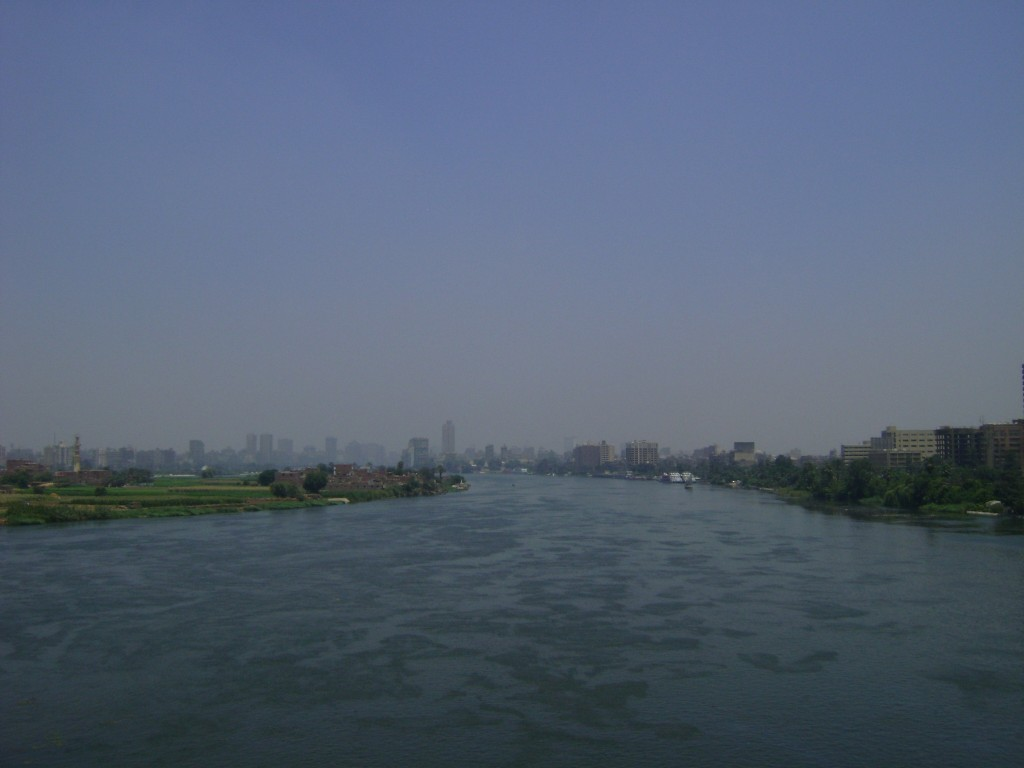 O grande Rio Nilo