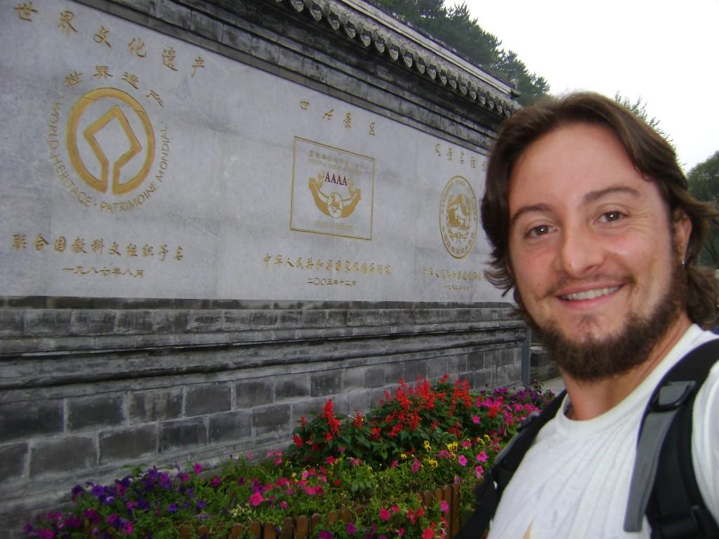 Muralha da China é patrimônio da UNESCO