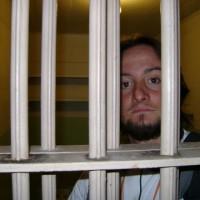 Mochileiro aprisionado em Alcatraz!