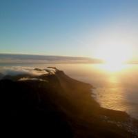 Table Mountain: a primeira maravilha!