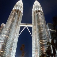 A Malásia pelo caminho…