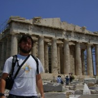 Mochileiro na Grécia!