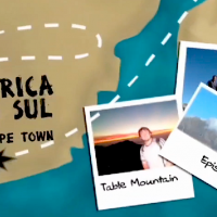1º Episódio: Table Mountain!