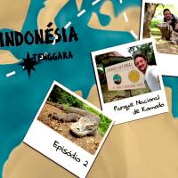 2º episódio: Parque Nacional de Komodo!