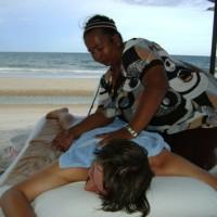 Mochileiro massageado na Tailândia!