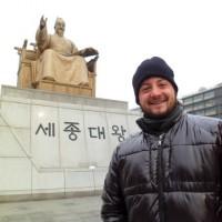 A Coreia, dos velhos e dos novos amigos do Mochileiro.