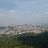 No topo de São Paulo!