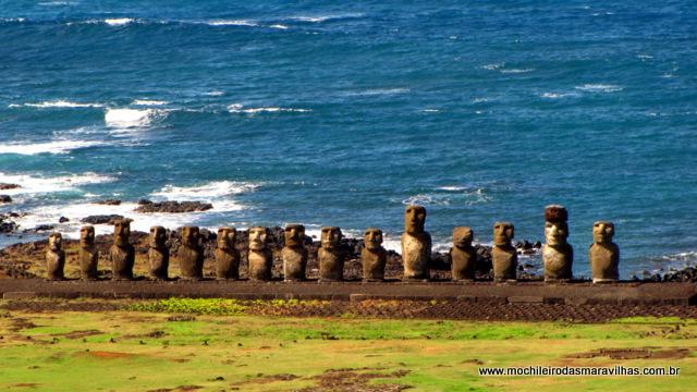 Ilha de Páscoa, um lugar diferente!