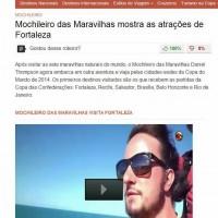 1ª Parada do Turismo na Copa: Fortaleza