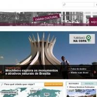 4ª parada do Turismo na Copa: Brasília