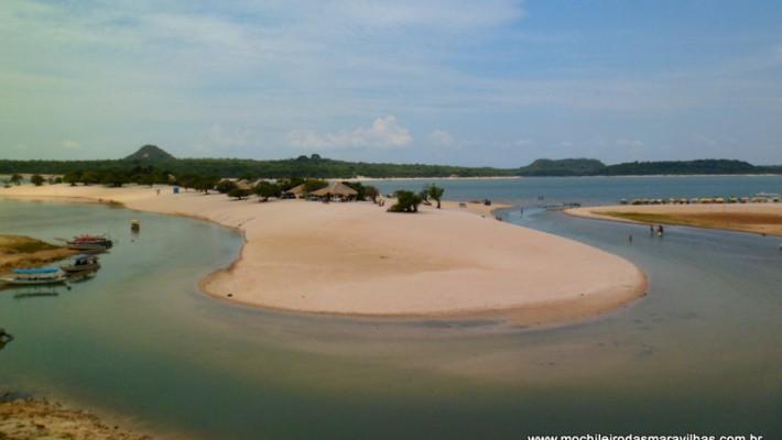 Alter do Chão, a praia da Amazônia!