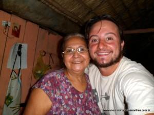 Dona Conceição e eu
