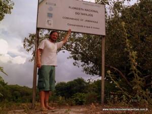 Flona - Floresta Nacional do Tapajós