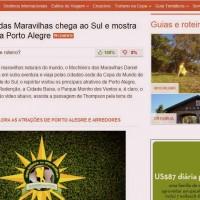 10ª parada do Turismo na Copa: Porto Alegre
