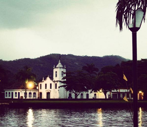 Paraty vista do pier... Instagram @mochileirodasmaravilhas