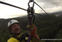 Adrenaline, a grande tirolesa da Costa Rica