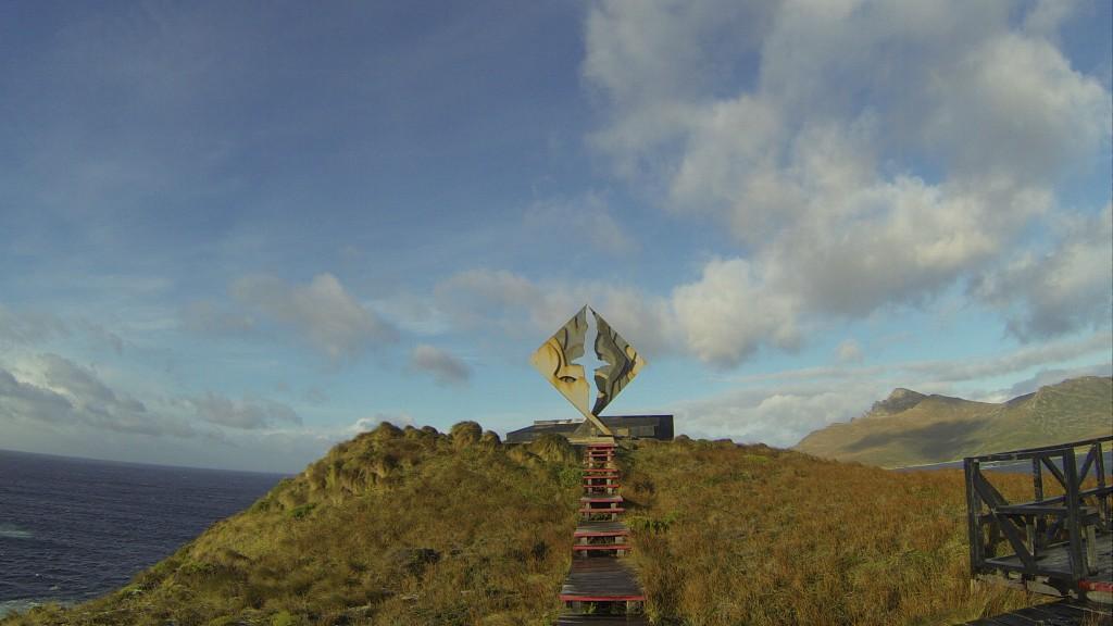 Cabo Hornos, o ponto mais austral do planeta