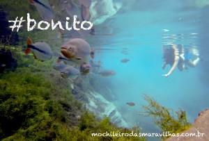 """Bonito, no Mato Grosso do Sul, receberá """"O Mochileiro"""""""