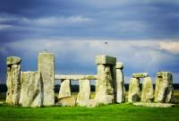 Mochileiro em Londres e no Stonehenge!