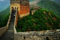 Mochileiro visita a Grande Muralha!