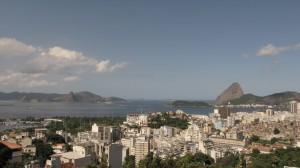 Rio vista do Parque das Ruínas