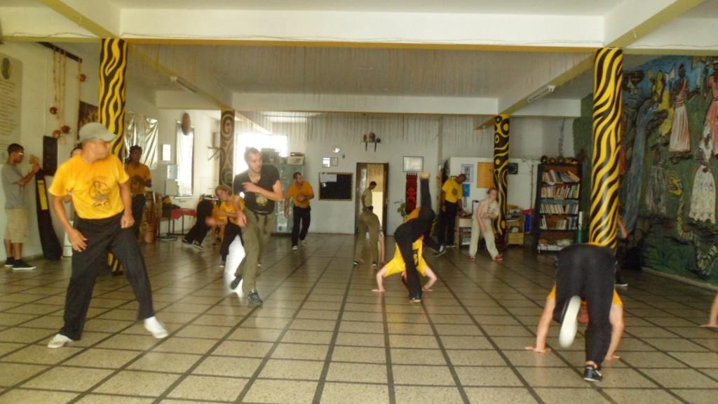 Escola de capoeira FICA Bahia