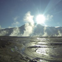 Bucket List – Gêiseres del Tatio, no Atacama