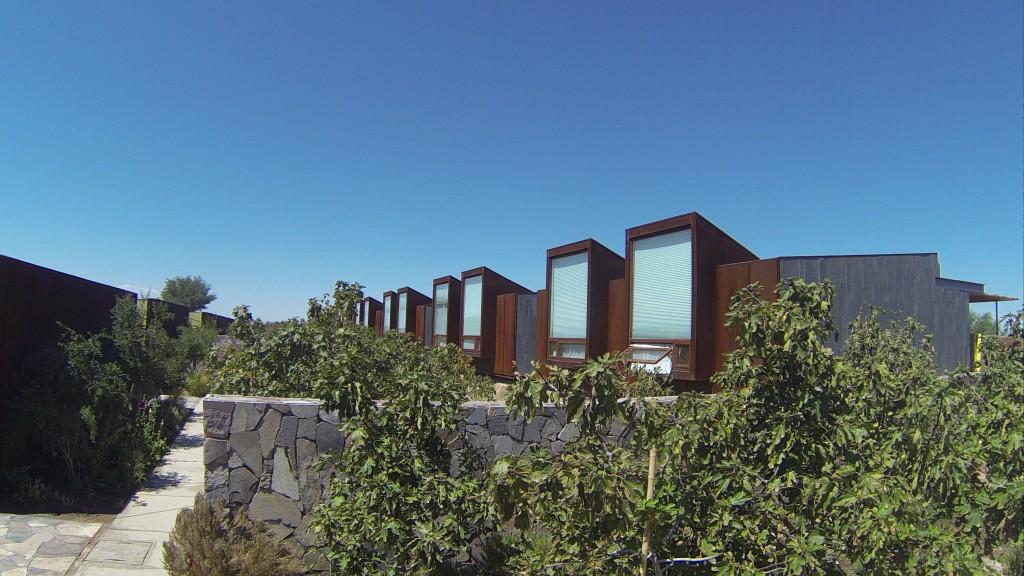 Os 12 apartamentos do Tierra Atacama