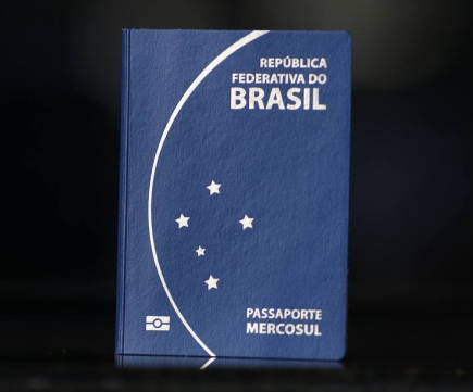 Novo passaporte, válido por 10 anos