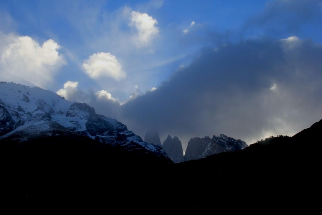 Fim de Tarde em Torres del Paine