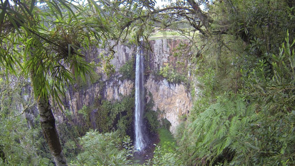 Mirante da Cachoeira do Avencal