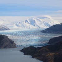 Bucket List – Trekking W, Glaciar Grey