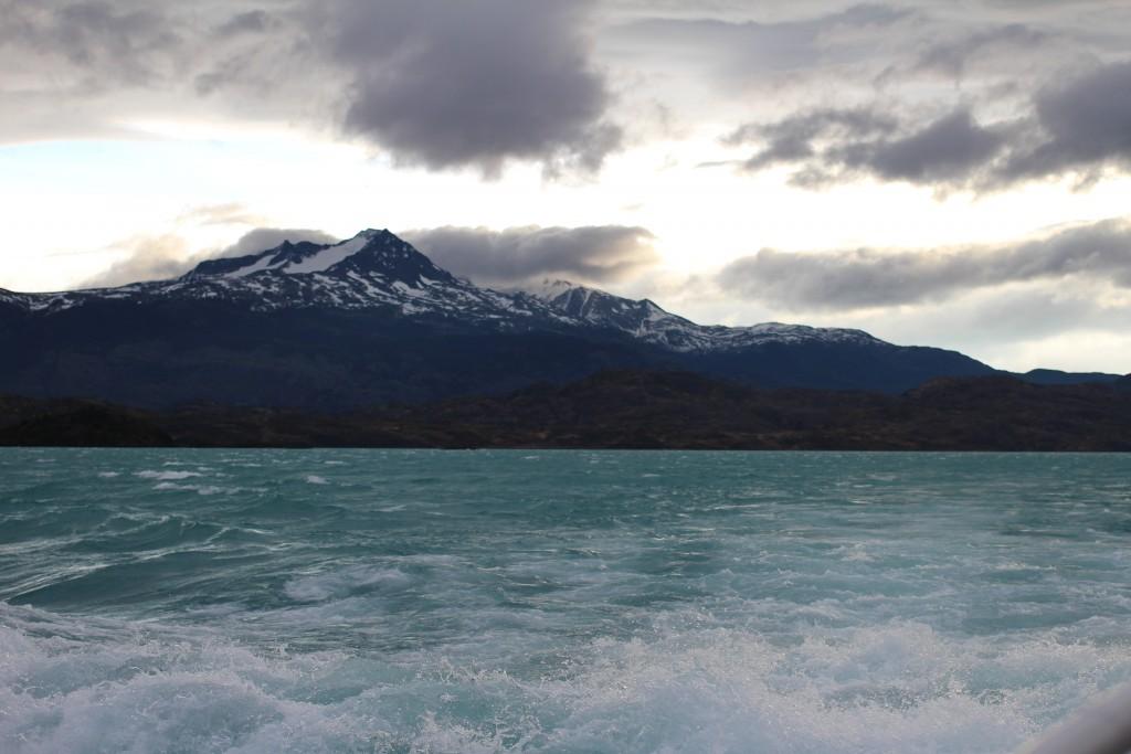 A despedida de Torres del Paine...