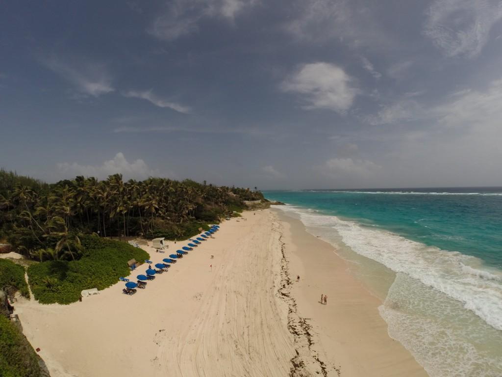 The Crane beach