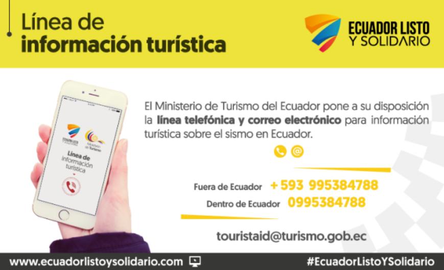 Linha de Informação Equador