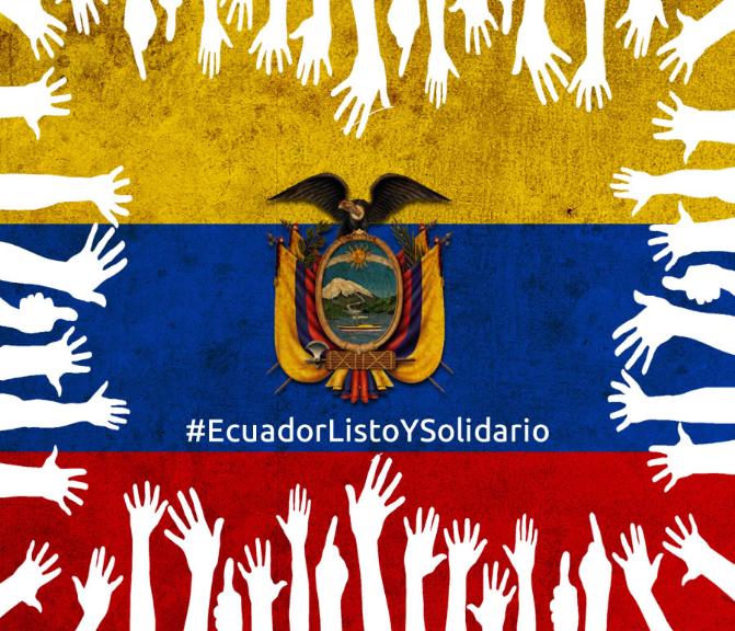 #EcuadorListYSolidario