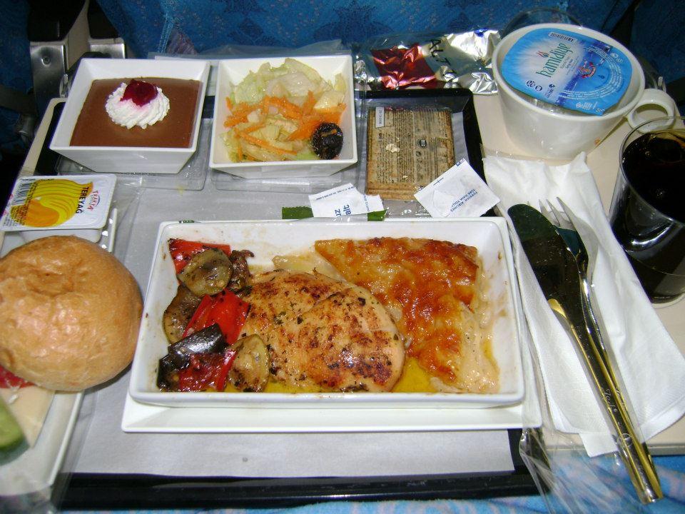 Jantar de Aman para Istambul pela Turkish Airlines