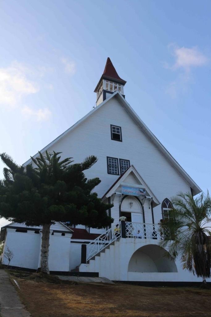 Igreja Batista de San Andrés