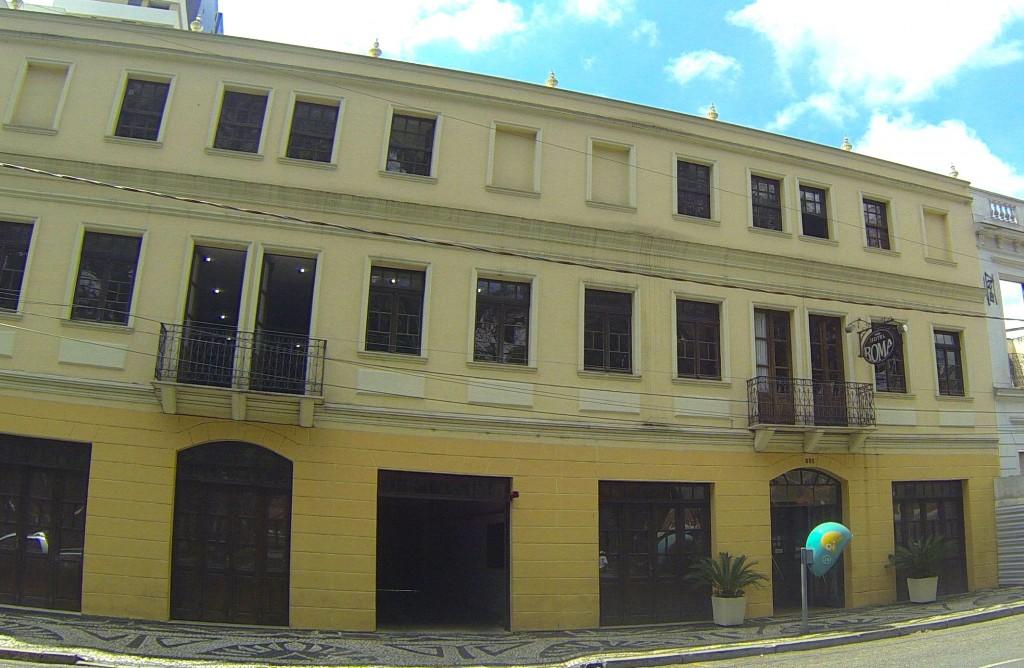 Hostel Roma, em Curitiba