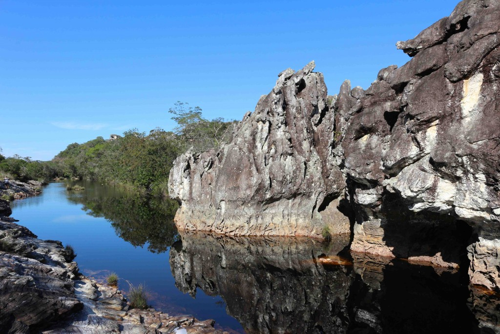 Córrego das Éguas, Pq Est. do Rio Preto, Minas Gerais