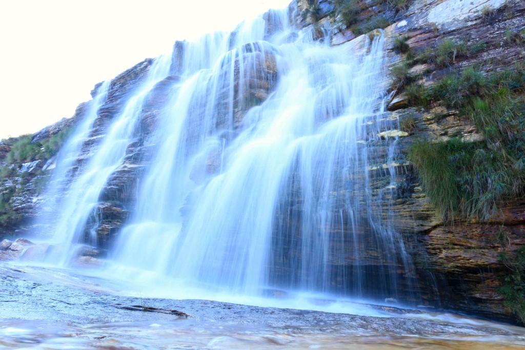 Cachoeira Sempre-Viva, Parque Estadual do Rio Preto, Minas Gerais