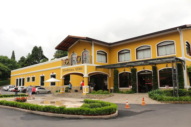 Vinícola Góes, São Roque - SP