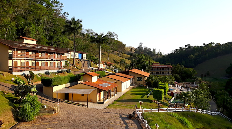 Hotel Village Montana, em Socorro - SP