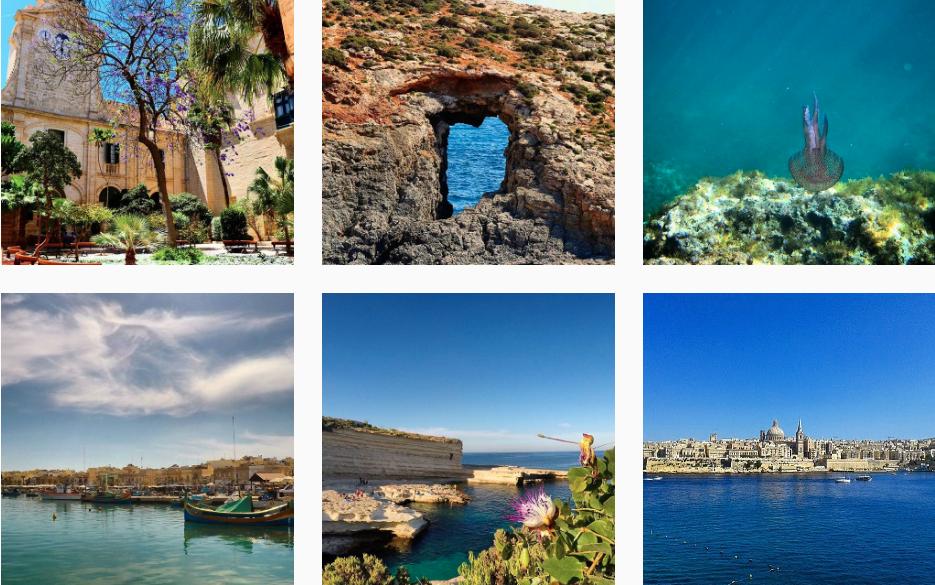 Malta é um país cheio de atrações e belezas!