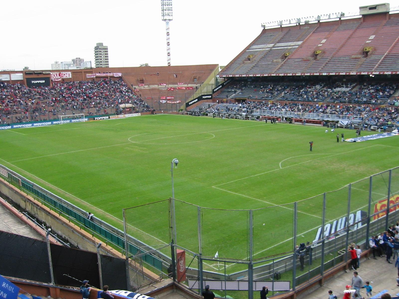 Estádio José Amalfitani, em Buenos Aires