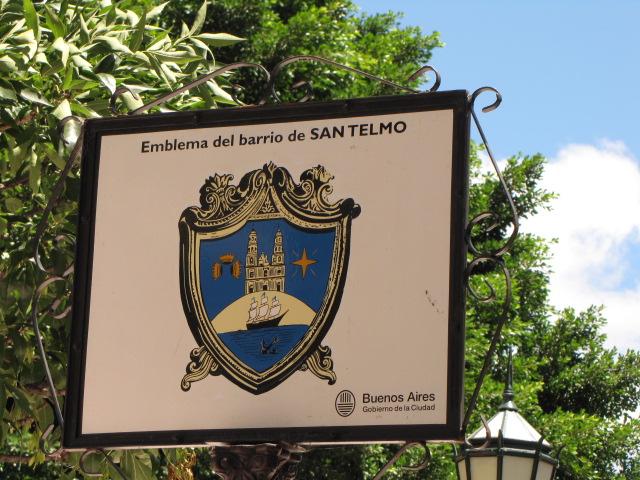San Telmo, um charmoso e simpático bairro de Buenos Aires