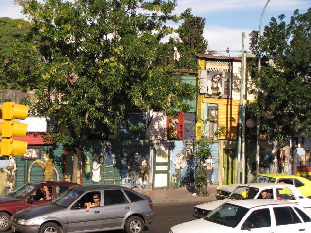La Boca, o bairro mais tradicional de Buenos Aires