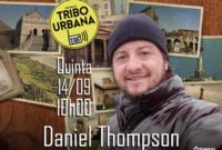 Mochileiro das Maravilhas no programa Tribo Urbana