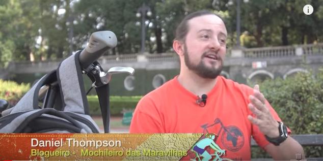 Daniel Thompson - Vamos pedalar